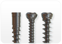 3 types of screws