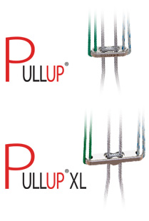 Pullup button